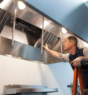 Commercial kitchen equipment cleaning vancouver
