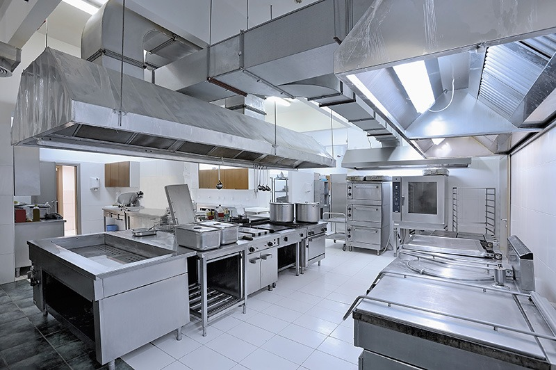 commercial kitchen exhaust filters