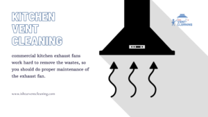 How to do proper cleaning of a kitchen exhaust fan?