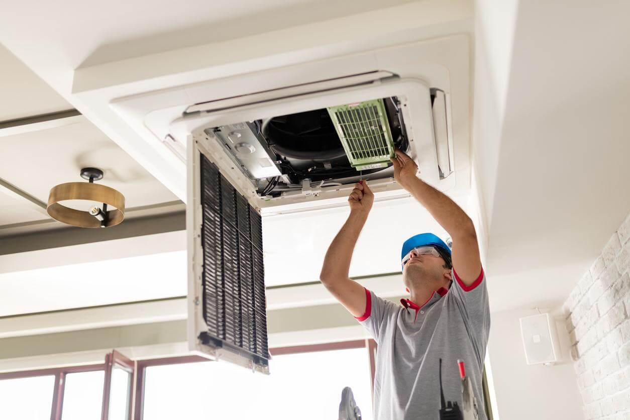 Why changing the air vent filters are important?