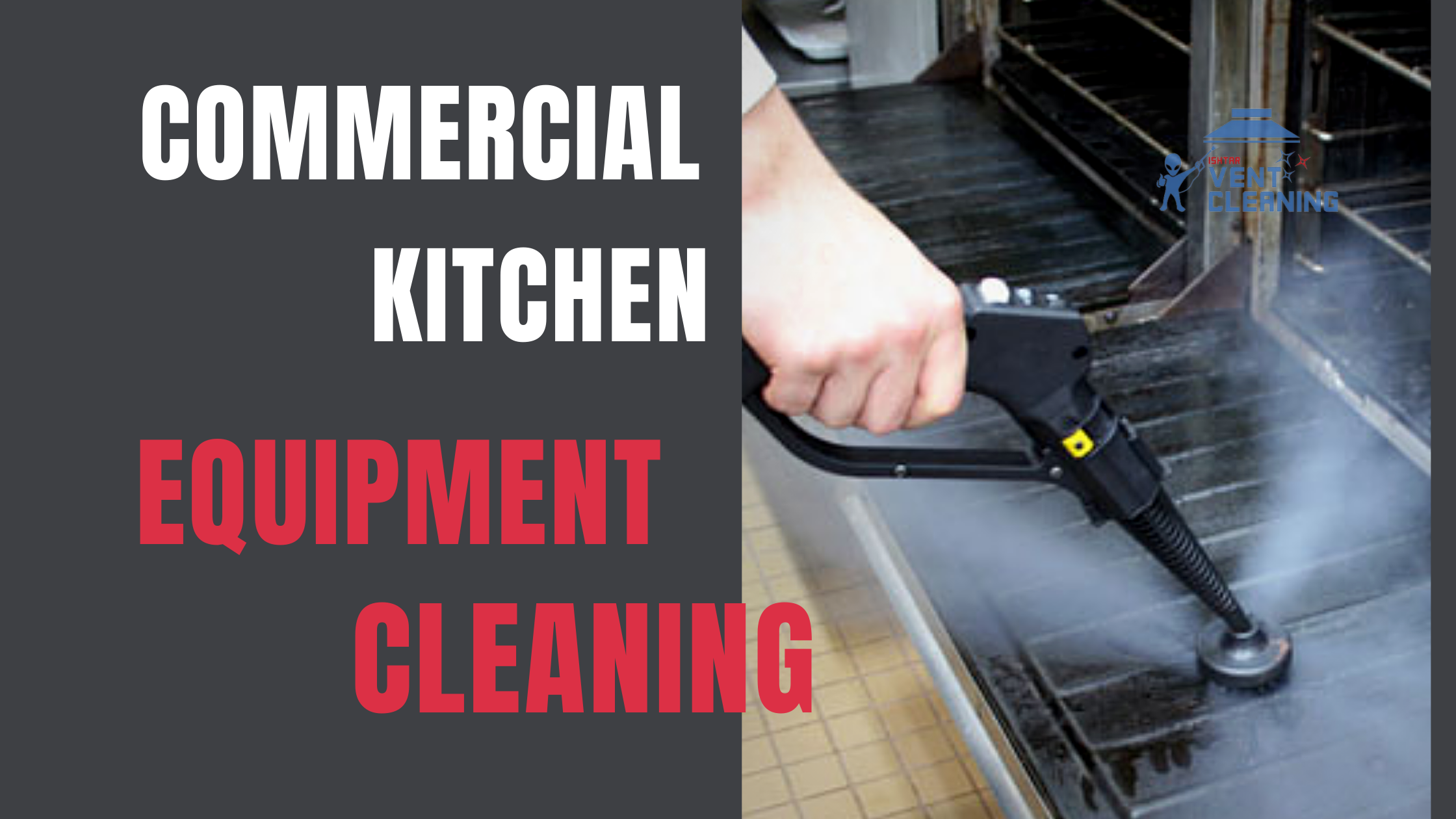 Why maintain commercial kitchen equipment?