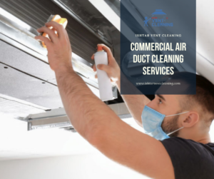Commercial Air Duct Cleaning Services for Restaurants