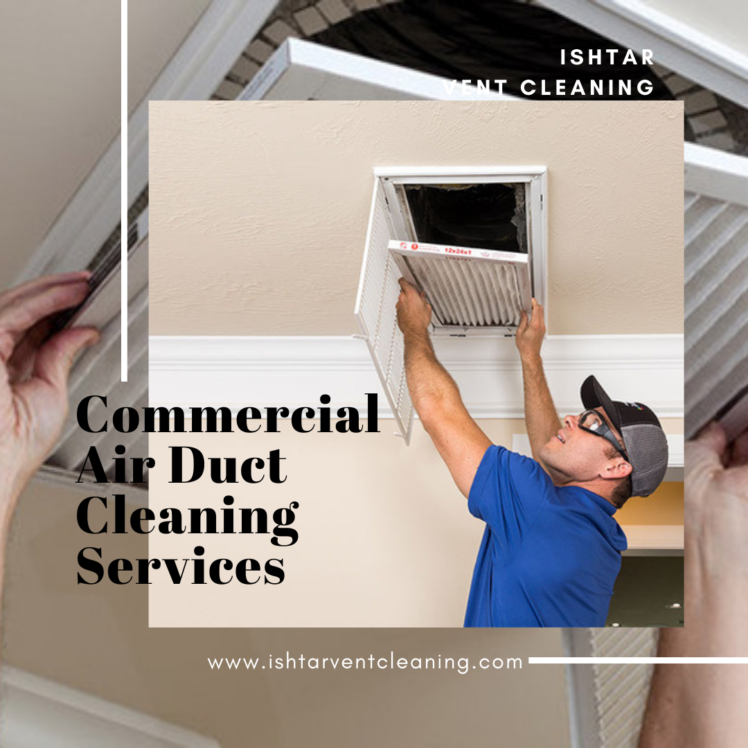 Benefits of having commercial air duct cleaning Vancouver services?